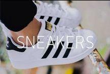 We ♥ sneakers | OTTO / Onze favoriet onder de schoenen: SNEAKERS! Laat je inspireren door sneakers van merken als adidas, Converse en Nike. En shop jouw favoriete paar natuurlijk in onze webshop.