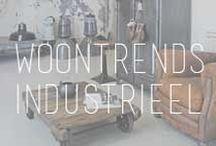 Woontrend industrieel | OTTO / Laat je inspireren door de industriële woontrends en items van OTTO!
