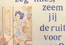 Leren lezen in de jaren 50 / Dit is de methode waarmee ik heb leren lezen in 1956