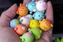 Animals - Clay & Fimo / Small animals made with clay or fimo