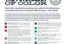 Kleurkiezen / Kleuren hebben invloed op ons gedrag. Juist ook bij het maken van keuzes. Bij design is kleur dus een belangrijk middel dat z'n doel kan dienen. Kies niet wat je mooi vindt, kies wat voor je merk werkt!