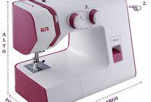 Fundas y accesorios maquina de coser