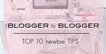 BLOGGING HELP & INSPO / Blogging help and ideas