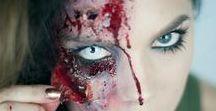 Make Up FX / Encontra aqui as melhores ideias de maquilhagens e caracterizações!