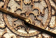 Eclectic Clocks. / There is something in the beauty of clocks and the power of time.