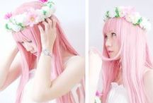 cosplay ♡〜٩(^▿^)۶〜♡ / by .。*゚+.*.。Hana Lutfi (ハナ).。*゚+.*.。