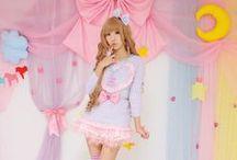 fairy kei ʚ♡⃛ɞ(ू•ᴗ•ू❁) / by .。*゚+.*.。Hana Lutfi (ハナ).。*゚+.*.。