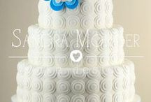 Modern and Contemporary Cake Designs / Its all about NOW with these funky modern designs.
