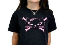 Kids Clothing / Printed T-shirts for Rugrats and Tots.  100% cotton tees.