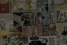 Cómic / Hay quienes padecen de una pasión irrefrenable por todo lo que rodea los mejores comics y novelas gráficas, es crónica.