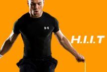 H.I.I.T / Hiit, Tabata, Spints, Crossfit, Bodyweight, High Intensity Intervall Training