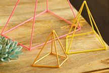 Ideen - Einrichtung - Geometrik
