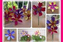 Flores Plastico / by LUZ ARIAS