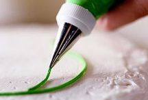 Cake decorating ideas and fondant and icing recipes