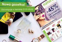 Gazetki / Sprawdź najnowszą ofertę w sklepach Drogerie Natura oraz na www.drogerienatura.pl