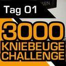 3000 Kniebeuge Challenge / 3000 Kniebeuge Challenge als Video: https://www.youtube.com/watch?v=JtE1J64mBcM&list=PLAQdQg-Vub-LMmvSApHX-0a4s-M8uIagz