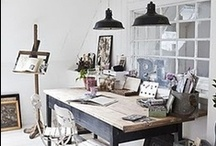 Working places-craft rooms / Working places, craft rooms