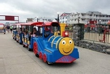 Fun Activities at Salisbury Beach / These are all the fun things for you and your family to do at Salisbury Beach.