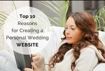 apps, websites  & other technology ~ destination weddings / Apps & personal wedding websites for a wedding abroad .