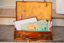 destination wedding ideas / Creative, fun ideas & inspiration to use when planning a wedding abroad.