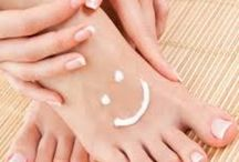 Foot care / by Lorena (Nena) Zamora