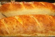 Breads  / by Gail