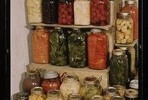 canning and food storage / by Gail