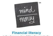 Mind Over Money / A special space for the teachers and parents. A collection of lesson plans, tools and ideas to support bringing financial literacy to the children.