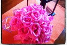Decorazioni eventi / Dalla mia passione per i fiori qualche idea per le cene a casa e per qualche regalo creato con le mie mani