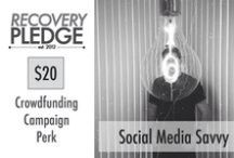 Recovery Pledge - Crowdfunding Perks