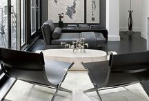 BLACK & WHITE INTERIEUR