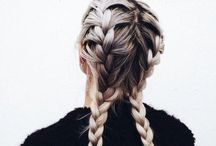 hairstyles / different hair styles that you can do pretty easily. some good ones for school and others for just whenever.