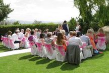 """spain weddings ~  venues / Spanish wedding ceremony & reception locations for a destination wedding abroad including beautiful castles, villas, rustic farmhouses & hotels. For inspiration, advice & tips on getting married in Spain then pop over to my """"spain weddings ~ planning"""" board."""