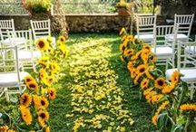 wedding ceremony ~ decor & design / Wedding aisles styled by the talented destination wedding & event planners featured on weddings-abroad-guide.