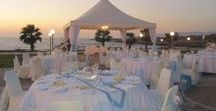 """cyprus weddings ~ venues / Cypriot wedding ceremony & reception locations for a destination wedding abroad, including beautiful villas, rustic farmhouses, yachts, beach resorts & hotels. For inspiration, advice & tips on getting married in Cyprus then pop over to my """"cyprus weddings ~ planning"""" board."""