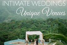 elopments / Ideas, inspiration & advice for small & intimate destination weddings abroad.