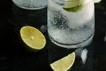Gin & Ice / For that scorching hot day all we could think about was ice, slushies, coolers oh and GIN! Here's some #ginspiration on how to cool yourself down over this hot #worldginday weekend! xx