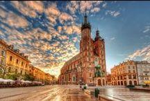 Kraków / The most beautiful Polish city!