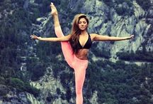 Yoga (Y)inspiration