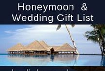 Honeymoon Ideas / Being able to combine your wedding with your honeymoon is just another reason why you should consider having a destination wedding abroad.