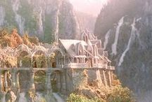 The House of Roshia , in the seven rivers valley / Lady Roshia Sariel (Cate Blanchett),a Veela Matriarch and high ranking member of the Northern European Veela Court.  (All information here in is just my personal headcannon for the Veela race in the Harry Potter universe)
