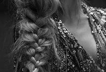Inspiration: Braided Hair / #hair, #braids, #styling, #trends / by Meisha Strykowski