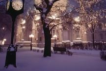 Mood: Winter / by Meisha Strykowski