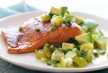 Yummy Healthy Fishy Foods! / by Desi Delaluna