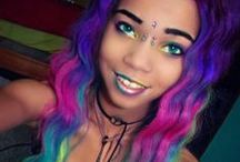 Purple Hair / by Desi Delaluna