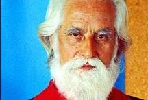 Omraam Mikhael Aïvanhof / Omraam Mikhaël Aïvanhov (1900, Srpci, Macedonia - 1986, Fréjus, France) was a Macedonian philosopher, pedagogue, alchemist, mystic, magus and astrologer. He was a disciple of Peter Deunov (Beinsa Douno), the founder of the Universal White Brotherhood.