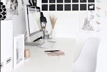 Home Office / Create an inspiring space to feed your productivity at home