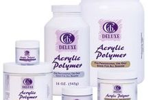 Christrio DELUXE Acrylic System / low odor premium grade acrylic nails