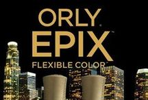 ORLY / Orly is an American manicure brand we sell here in Belgium. The owner is Jeff Pink