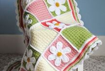 Crochet: Bed, Bath and Kitchen / Crochet patterns, diy, tutes and inspiration for the bed and bath
